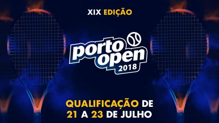 Dia em Cheio no Arranque do Porto Open 2018