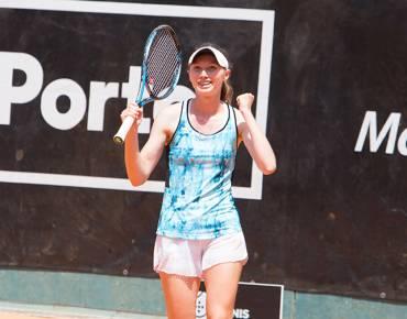 Cristina Bucsa vence Porto Open 2018