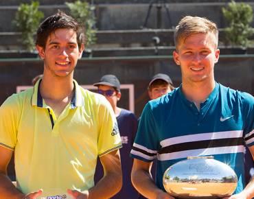 Nuno Borges é vice-campeão da 19ª edição do Porto Open