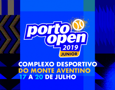 38 tenistas no Porto Open Junior 2019