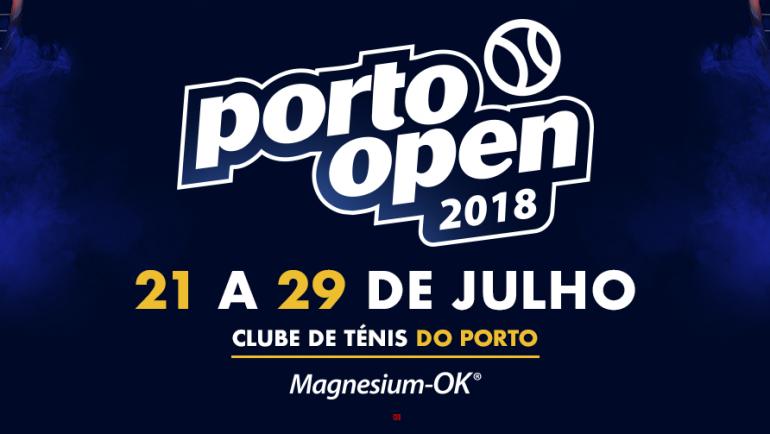 Porto Open regressa de 21 a 29 de Julho 2018