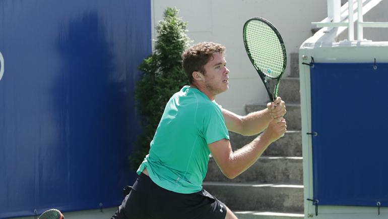 Daniel Rodrigues é um dos semifinalistas do Porto Open 2019