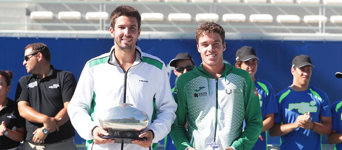 Pablo Vivero Gonzalez vence 20ª edição do Porto Open