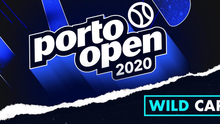 Porto Open: Gastão Elias, João Monteiro, Nuno Borges e Tiago Cação recebem wild card