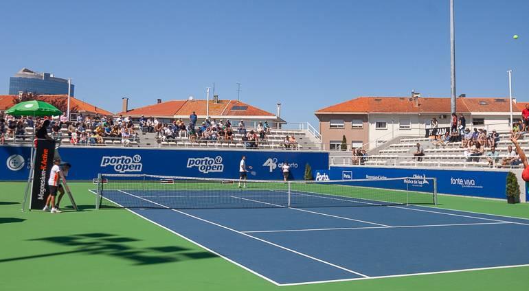Porto Open 2020 começa a ganhar forma