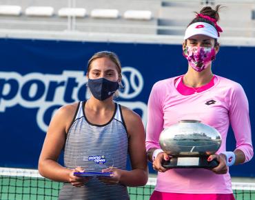 Porto Open: Francisca Jorge cede na final e Georgina Garcia-Perez sagra-se campeã
