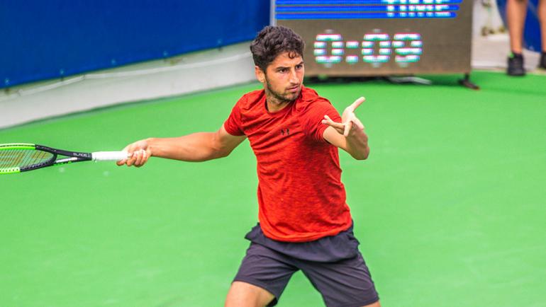 Altug Celikbilek domina na final e conquista o título de campeão do Porto Open 2021